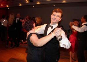 Partydancer im Einsatz