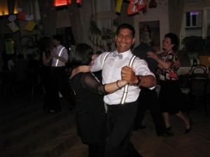 Tanzbegleitung