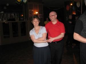 Piper's Ballroom mit Taxitaenzer